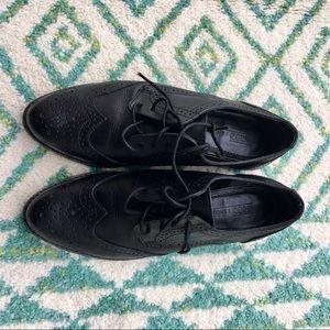 Asos Oxford Brogues in Black